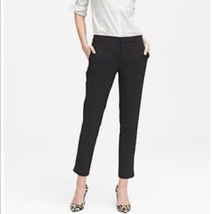 Banana Republic Slim Martin Fit Petite Pant EUC